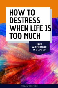 how to de-dstress