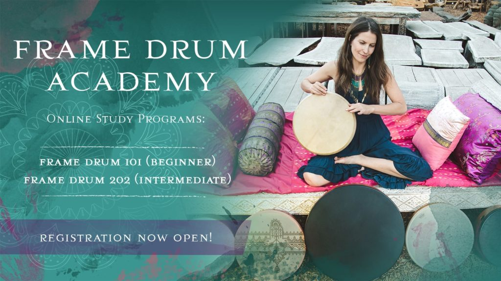 Frame Drum Academy find your passion