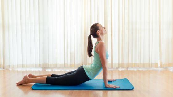 yoga morning routine checklist