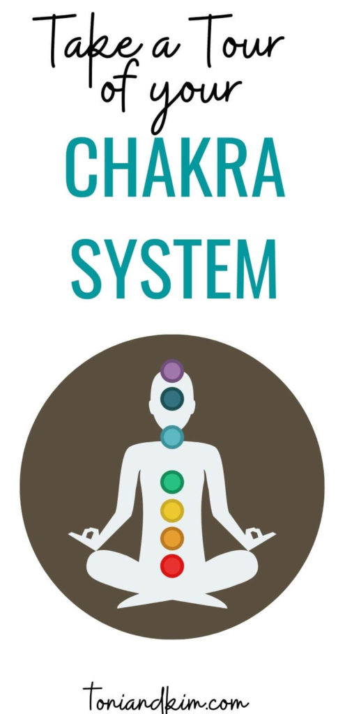 Tour of your Chakra System