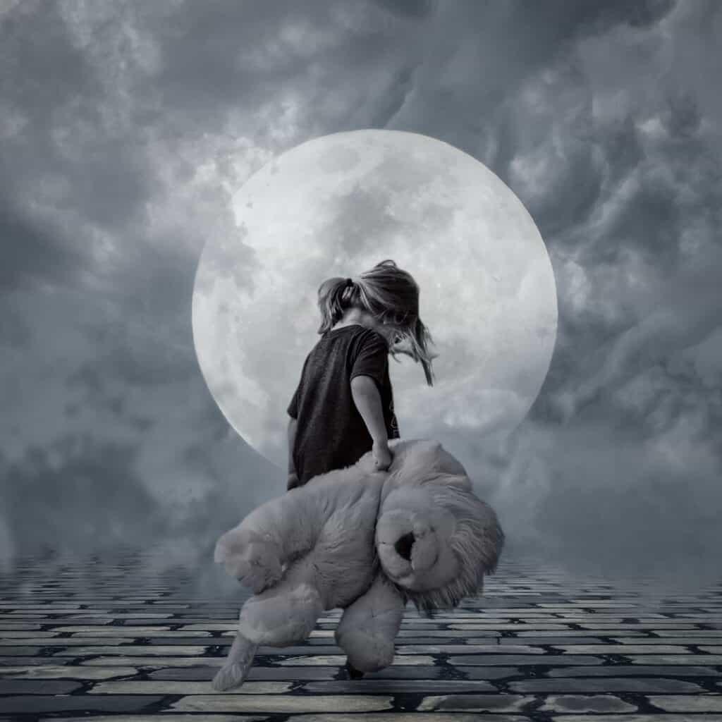 new moon inner child